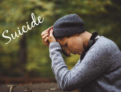 Suicide: Let's Talk About It