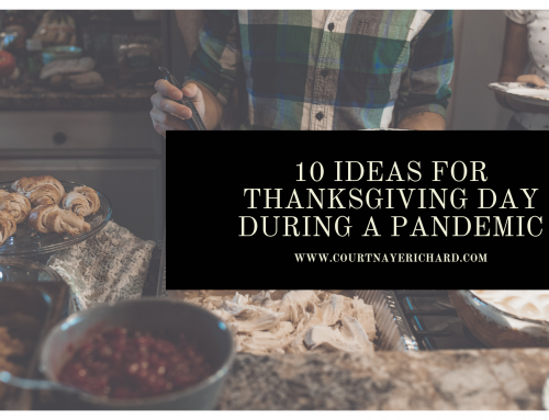 10 Ideas for Thanksgiving During a Pandemic